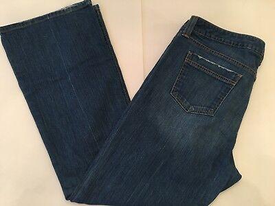 20R Gap Curvy Low Rise Women's Plus Size Jeans Bootcut 33