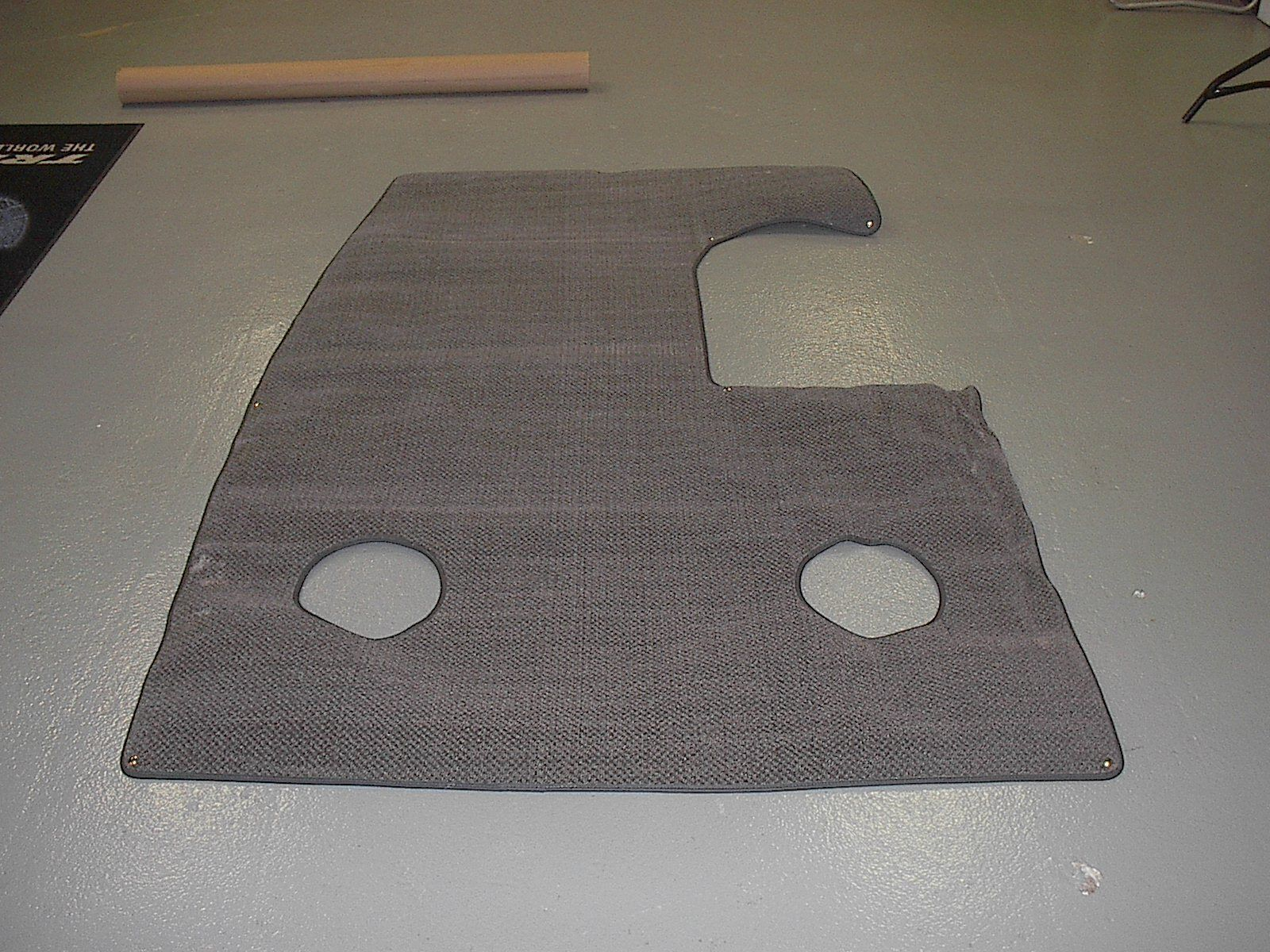 TRIUMPH BOATS 150 SIDE CONSOLE SNAP IN CARPET