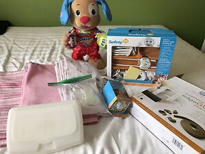 Baby Girl Essentials (plus Free Items!!!)