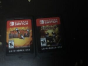 2 switch Games cheap