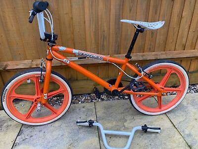 Stunning Retro/Vintage GT Performer Orange BMX Bike Old School Modern Design VGC