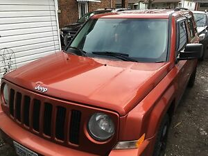 Jeep Patriot 2008 with Valid Safety!!!!