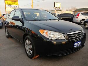 2009 Hyundai Elantra GL/LIKE NEW CONDITION/HEATED SEATS/88 KMS!!