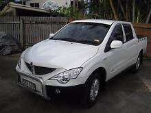 2008 Ssangyong Actyon Sports Ute Pacific Paradise Maroochydore Area Preview
