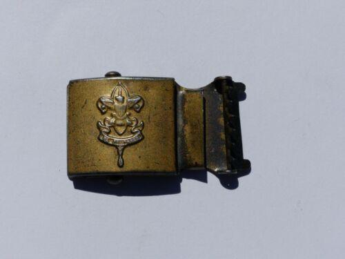 Used Vintage Boy Scouts of America BSA Metal Belt Buckle for Web Belt #1850944