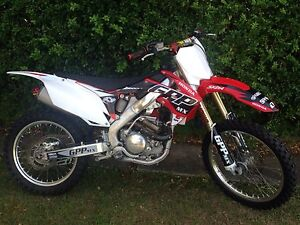 Honda CRF 250 2012 Grafton Clarence Valley Preview