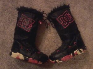 Womens DC WinterBoots Size 8,$50.00