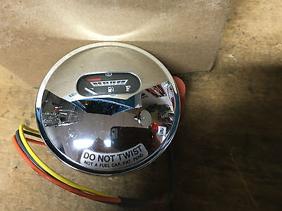 Harley original Tank Benzin Anzeige Kraftstoff Fuel Gauge Softail Road King Dyna