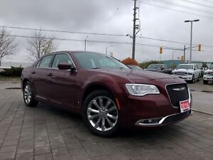 2016 Chrysler 300 LIMITED AWD LOW KM'S**PANORAMIC SUNROOF**
