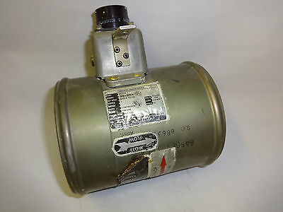 Aircraft MOTOR DRIVEN FAN ASSEMBLY Vintage Boeing Airesearch 645055-3