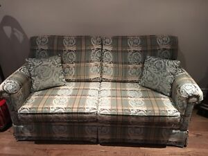 Sofa/Hide-a-bed - excellent condition