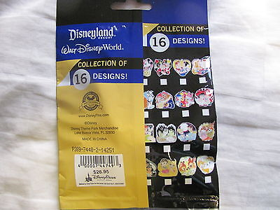 Disney Trading Pins 95855: Disney Couples - Mystery Pack