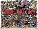 Samurai Jack's Toys