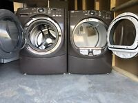 Wow like NEW Maytag Washer Dryer STEAM can DELIVER