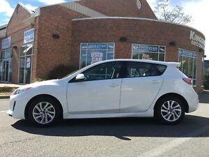2013 Mazda Mazda3 GS-SKY w/ Leather, Sunroof, Power Seat