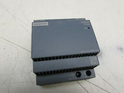 Siemens Logopower 6ep333-6sb00-0ay0 Power Supply 24vdc 4a Xlnt Used Takeout