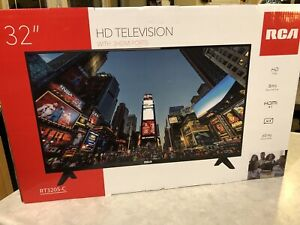 """32"""" RCA LED TV Brand New In The Box."""