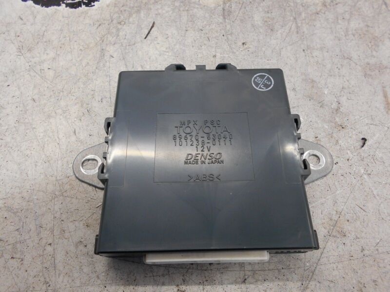 LEXUS IS 220D PARKING AID CONTROL MODULE ECU  05-13