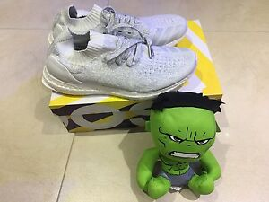 Uncaged triple white ultra boost *Ds* US 9 Sydney City Inner Sydney Preview