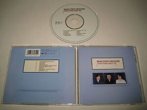 Manic-Street-Preachers-Everything-Must-Go-Epic-483930-2-CD-Album