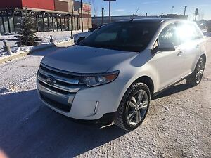 2013 Ford Edge limited extended warranty!!