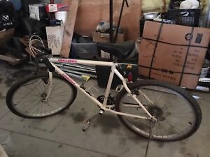 2 vintage bikes for price of 1
