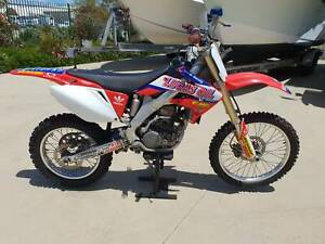 Honda crf250 dirt squirter