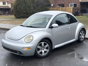 Volkswagen Beetle 2.0 Automatic in very good condition