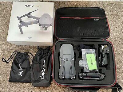 DJI Mavic Pro Drone Package