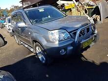 WRECKING 2002 NISSAN XTRAIL T30  QR25 MANUAL ALLOYS-PARTS CENTRAL Austral Liverpool Area Preview