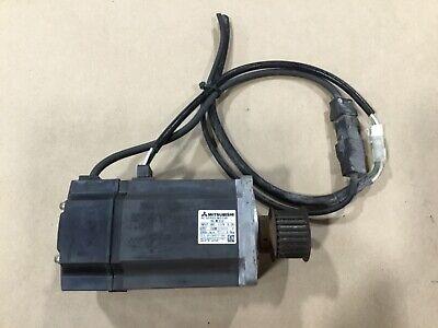 Mitsubishi Hc-mfs73 Ac Servo Motor 117v 5.2a 01g8