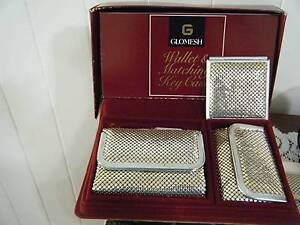 Glomesh wallet and matching key case silver in original box Toowoomba Toowoomba City Preview