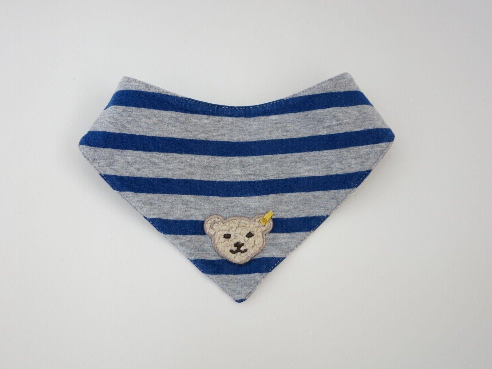 STEIFF Baby Halstuch/ Dreiecktuch für Jungen