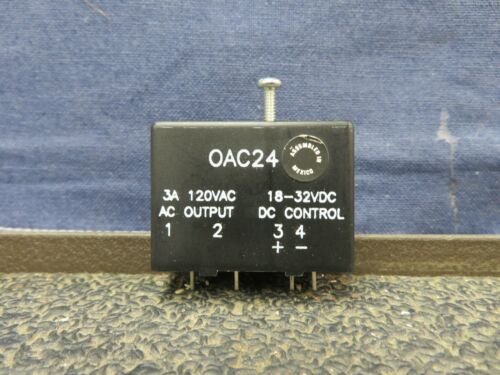 CRYDOM Control Module Soild State Relay OAC24 New Old Stock