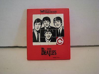 1964 Beatles The Official Fan Club Puzzle NEVER MOVED counterfeit