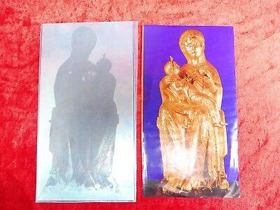 Old Pressure__Golden Madonna from the Essen Domschatz