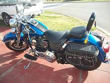 1993 heritage softail,lots of extra's and new tyres,belt,cam.... Rockingham Rockingham Area Preview