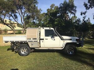 Toyota Land Cruiser 2003 4.2 Di turbo Bushland Beach Townsville Surrounds Preview