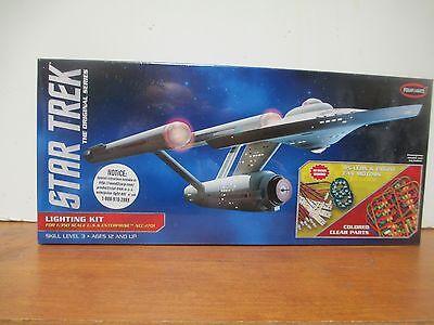 Polar Lights MKA007 1/350 USS Enterprise TOS Star Trek Lighting Kit