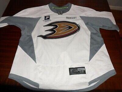 7d4bda0edb5 Anaheim Ducks Pro Stock Reebok 3.0 Edge Practice Jersey Size 58 (3XL)  Ritchie