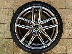 Lexus IS350 F Sport Wheels and Tyres