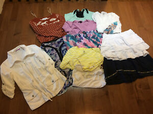 Lot of causal women's clothing