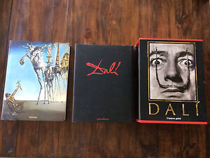 L'Oeuvre Peint de Dali