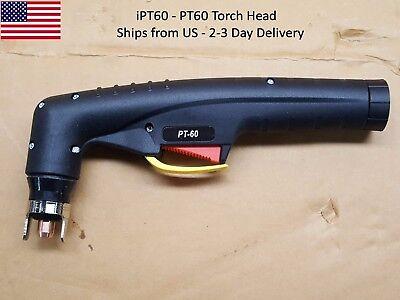 Pt60 Ipt60 Pt-60 Plasma Cutting Hand Torch Head Body Replaces Tecmo Heads
