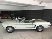 Ford Mustang Cabrio GT *J-Code* 302cui.V8 *1968* TOP