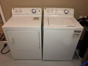 GE Washer/Dryer Pair