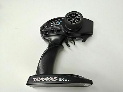 BRAND NEW: Traxxas Tqi Bluetooth Capable 2.4GHz Radio Transmitter Rustler 4x4