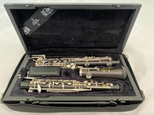 Buffet BC4062-2-0 Prodige Student Full Conservatoire Oboe w/ Resonance Key Bell