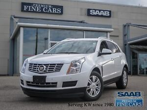 2013 Cadillac SRX LUXURY EDITION AWD Pano Roof/Navi/One Owner