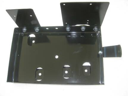 Toyota Hilux dual/second battery tray